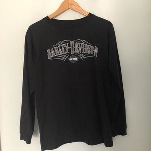 Vintage Harley Davidson Made in the USA T-shirt